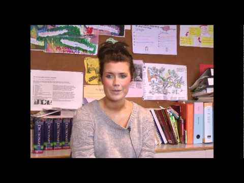 Screenshot of video: Dyspraxia and Dyscalculia
