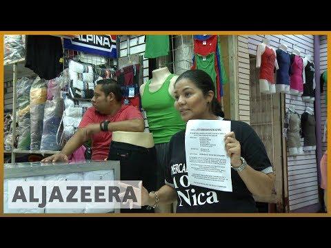 🇳🇮 Nicaragua unrest: Business owners put pressure on govt | Al Jazeera English