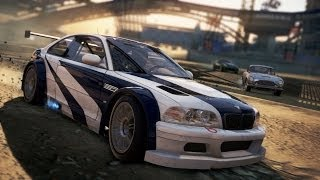 NFS Most Wanted: Razor, Final Pursuit to NFS Carbon