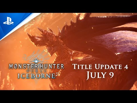 Monster Hunter World: Iceborne - Alatreon Trailer | PS4