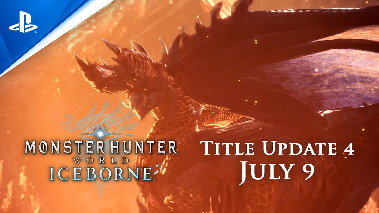 Alatreon bringt einen Sturm der Elemente ab 09. Juli zu Monster Hunter World: Iceborne