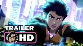 VIXEN Season 2 Official Trailer (2017) DCEU Animated TV Show HD