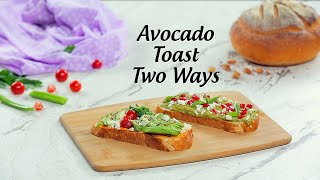 Power Breakfast - Avo Toast