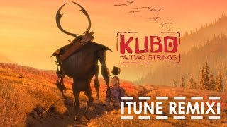 "(Official) Kubo and the Two Strings Music Video - ""While My Guitar Gently Weeps"" by Regina Spektor"