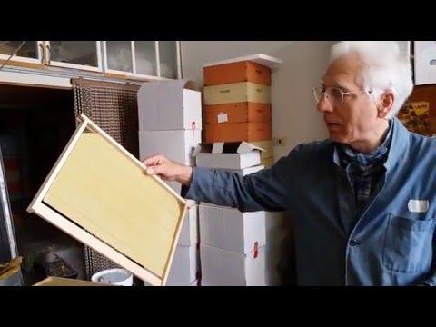 Come montare il foglio cereo con l'Inserifilo