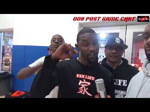 Coach FamLife Post Game Interview 3 7 2018