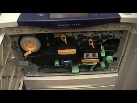 Xerox WC 5755 Copier