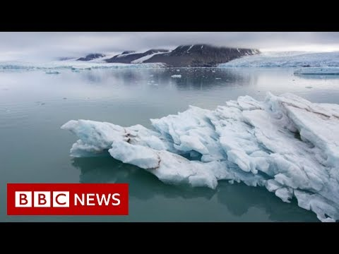 Why is there plastic in Arctic snow? – BBC News