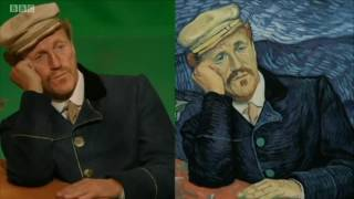 Trailer of Loving Vincent (2017)