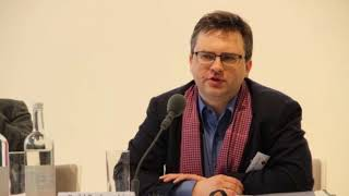 "Rafał Pankowski ""The Populist Radical Right in Poland"" (conference ""Fascism and Antifascism in Our Time""), Hamburg, 3.11.2017."
