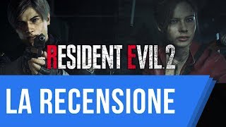 Resident Evil 2 Recensione 4K 30 fps: Ritorno a Raccoon City