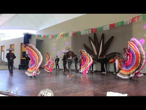 Jarabe Tapatío - Traditional Mexican Dance