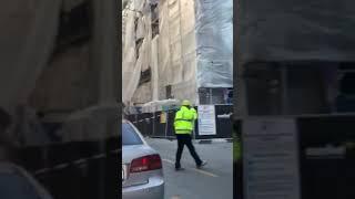 Budapesten, Az Akadémia Utcán Is Pusztított A Hévégi Szélvihar