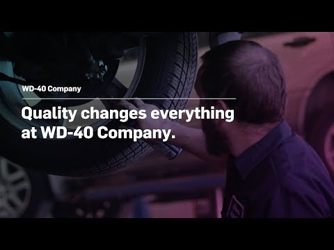 WD-40 Trusts MasterControl as Their Quality Management Solution