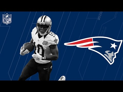 Brandin Cooks Welcome to the New England Patriots | 🚨Trade Alert!🚨 | NFL