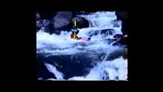 preview picture of video 'Canoe sul torrente Grigna 27/5/1995  Bienno (BS)'