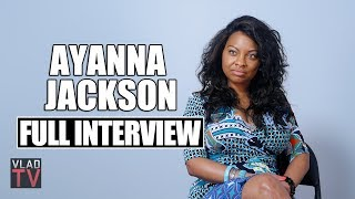 Vlad TV - Ayanna Jackson on Meeting 2Pac, Sexual Assault, Trial, Aftermath (Full Interview)