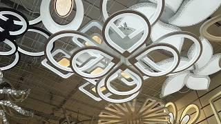 Светодиодный накладной светильник AL589 от компании ЧТПУП «МегаЛайнСтиль» - видео