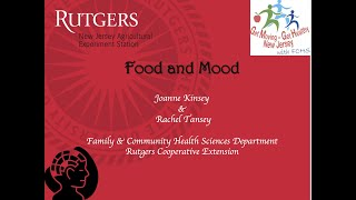 The Connection Between Food and Mood
