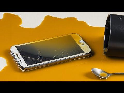 Handy nass geworden? So rettest du dein Smartphone!