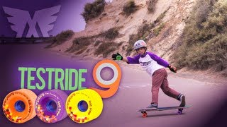 Orangatang Fat Free Test Ride| MuirSkate Longboard Shop