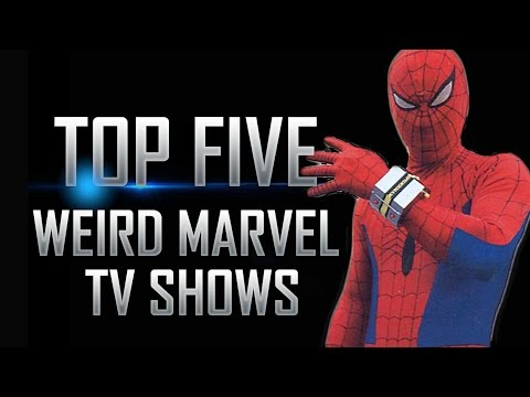 Top 5 Weirdest Marvel TV Shows