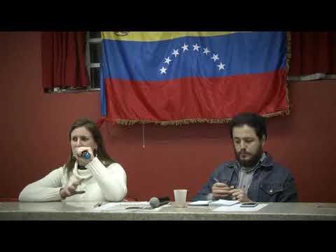 Venezuela Urgente: Luta Anti-imperialista e Soberania Popular - Frente Brasil Popular - Campinas