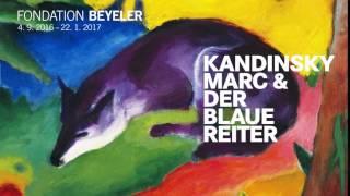 Ausstellungstrailer - Kandinsky, Marc & Der Blaue Reiter
