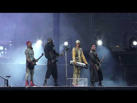 Rammstein - Was Ich Liebe (Stockholm, Stockholms Stadion, 2019) 4k