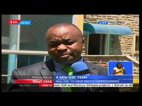 IEBC nominees to know their fate today as MPs vote to decide on their nomination