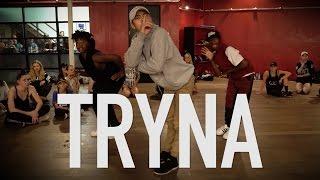 SONNY - Tryna - Choreography by @NikaKljun | Filmed by @RyanParma