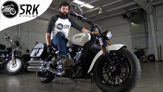 Is The Indian Scout Sixty Big Enough For A Man?