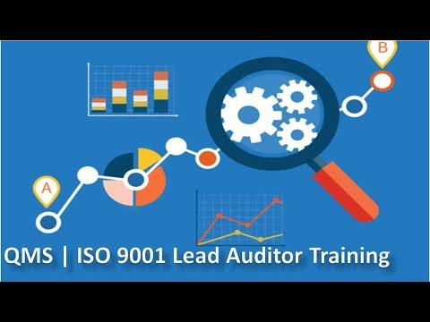 ISO 9001 QMS Lead Auditor Training - YouTube