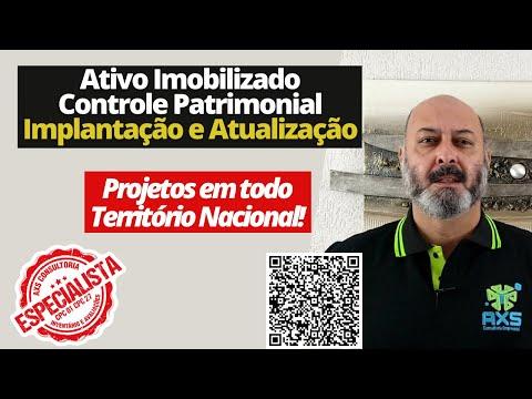 Implantação do Controle Patrimonial em todo território nacional! Avaliação Patrimonial Inventario Patrimonial Controle Patrimonial Controle Ativo