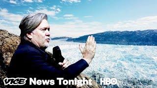 Greenland Melting & Steve Bannon Takes Europe: VICE News Tonight Full Episode (HBO)