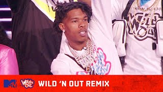 Lil Baby & Ying Yang Twins 'Remix' Classic Nursery Rhymes 🎶 Wild 'N Out