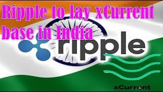 Ripple to lay xCurrent base in India ?  Industry player talks about partnership