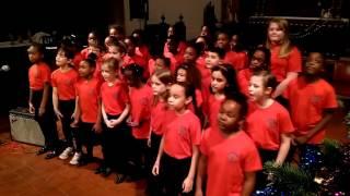 Sandhurst School Choir: Unto Us A Child Is Born