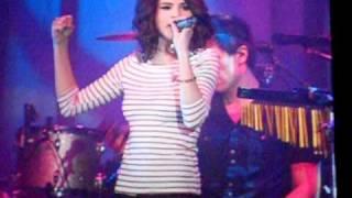 Parachute (Acoustic Cover) - Selena Gomez Live in Columbus 11/6