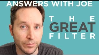 The Great Filter - A Return to the Fermi Paradox
