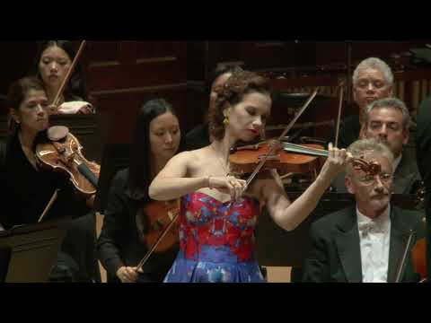 BEETHOVEN Concerto for Violin and Orchestra - Hilary Hahn, violin; Leonard Slatkin, conductor