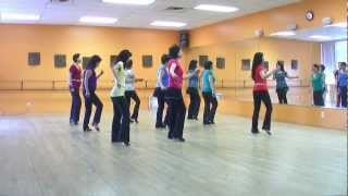 It's All Good - Line Dance (Dance & Teach in English & 中文)