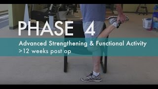 Knee Replacement Surgery Recovery | Knee Replacement Physical Therapy | Phase 4