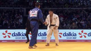 Final ONO vs ORUJOV Dusseldorf GP 2016