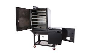 lone star grillz vertical smoker - Free video search site