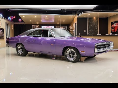Video of '70 Charger R/T - MFK6