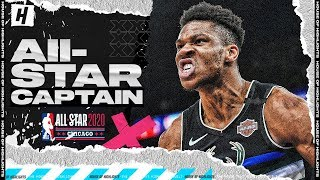 Giannis Antetokounmpo VERY BEST Highlights & Plays | 2020 NBA All-Star Captain
