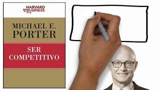 Ser Competitivo (Michael Porter)   Resumen Animado
