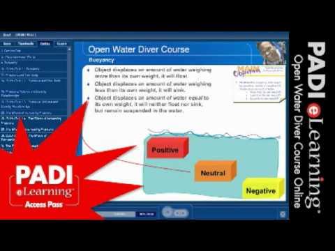 PADI eLearning - YouTube