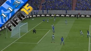 preview picture of video 'Let's Play FIFA 15 Trainerkarriere [Deutsch/HD] #113 - FC Schalke 04 - Borussia Maschinengewehr'